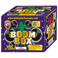 Fireworks - Maximum Load 500g Cakes - Our top selling fire works sold at our on-line store! - Boom Box