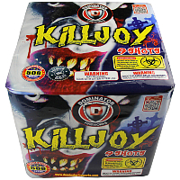 Killjoy - 500g Fireworks Cake Fireworks For Sale - 500g Firework Cakes