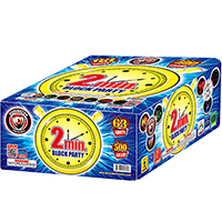 2 Minute Block Party - 500g Fireworks Cake Fireworks For Sale - 500g Firework Cakes