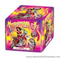 Fireworks - Maximum Load 500g Cakes - Our top selling fire works sold at our on-line store! - Fire er Up - 500g Cake