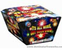 Fireworks - Maximum Load 500g Cakes - Our top selling fire works sold at our on-line store! - Its all mine, Get your own! - 500g Cake