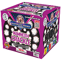 Fireworks - Maximum Load 500g Cakes - Our top selling fire works sold at our on-line store! - Mammoth Crackle