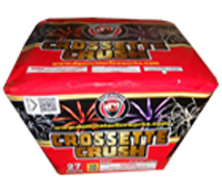 Crossette Crush Fireworks For Sale - 500g Firework Cakes