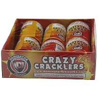 Crazy Cracklers Fireworks For Sale - Fountains Fireworks