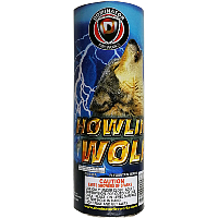 Howling Wolf Fountain  Fireworks For Sale - Fountains Fireworks