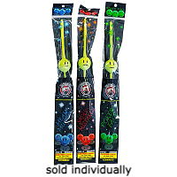 Fireworks - Sparklers - Add some dazzle to your wedding reception with sparkling Wedding Sparklers. Non-explosive so no min order and lower shipping rates! - Silly Sticks