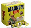 Fireworks - Party Poppers Non-explosive so no min order and lower shipping rates! - Magnum Pops