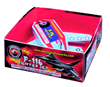 Fireworks - Ground Items items strobe crackle pop zip and zing!  Try classics like Jumping Jacks and Ground Bloom Flowers or our new whirlwinds that spin spark and end in loud crackles. - F-116 Fighter Jet