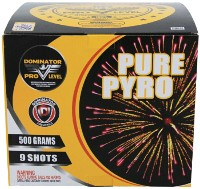 Pure Pyro Pro Level 500G Fireworks For Sale - 500g Firework Cakes