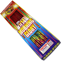 No 14 Morning Glory Fireworks For Sale - Sparklers