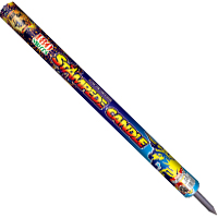 Stampede Roman Candle  Fireworks For Sale - Roman Candles