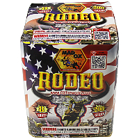 Rodeo Fireworks Cake Fireworks For Sale - 200G Multi-Shot Cake Aerials