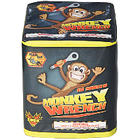Monkey Wrench Fireworks For Sale - 200G Multi-Shot Cake Aerials