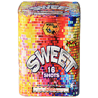 Sweet Fireworks For Sale - 200G Multi-Shot Cake Aerials