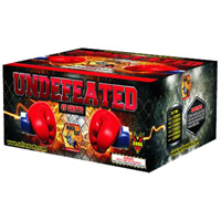 Undefeated Fireworks For Sale - 500g Firework Cakes