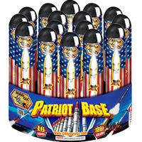 Patriot Base 500g Fireworks Cake Fireworks For Sale - 500g Firework Cakes