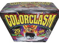 Colorclasm - 500g Fireworks Cake Fireworks For Sale - 500g Firework Cakes