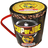 Cup of Joe Fireworks For Sale - Fountains Fireworks