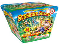 Sunshine State Fireworks For Sale - 500g Firework Cakes