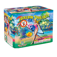 Hawaii Dream Fireworks For Sale - 500g Firework Cakes