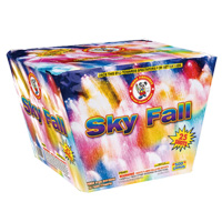 Sky Fall Fireworks For Sale - 500g Firework Cakes