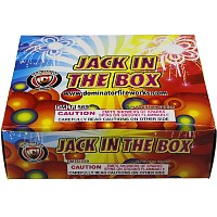 JACK IN THE BOX  Fireworks For Sale - Fountains Fireworks