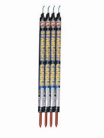 Dominator or Blast Wave 5 BALL STARLIGHT CANDLE Fireworks For Sale - Roman Candles