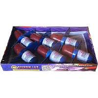 Silver Jet - Blast Wave Brand Fireworks For Sale - Sky Flyers - Helicopters