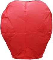 Sky Lanterns-Red  Fireworks For Sale - Novelties
