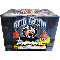 Out Cold Fireworks For Sale - 500g Firework Cakes