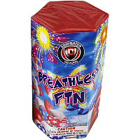 BREATHLESS Fountain Fireworks For Sale - Fountains Fireworks