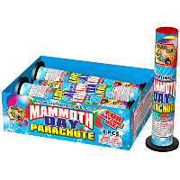 Mammoth Day Parachute Fireworks For Sale - Parachutes