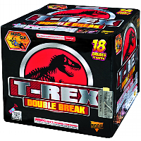 T-Rex Fireworks For Sale - 500g Firework Cakes